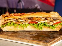 Sándwich de Almuerzo con Postobón