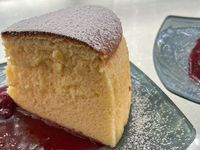 Sponge cheese cake de queso philadelphia