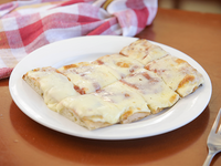 Pizza muzzarella (2x1)