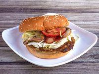 Hamburguesa Especial Pollo