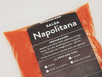 Salsa Napolitana #EnCasa