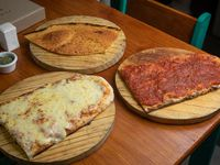 1 pizza 1 muzza 1 faina