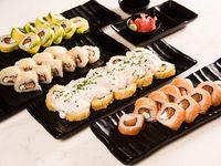 Combinado Shibuya (4 rolls)