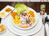 Ceviche simple