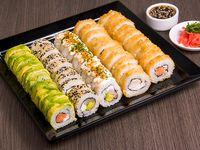 Promo great rolls XL - 50 piezas de rolls (3 o 4 personas)
