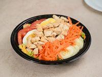 Menú - Ensalada gourmet de pollo