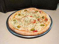 3 -3 Pizzas gran de mozzarella