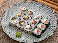 Combo Total Salmon (12 piezas)