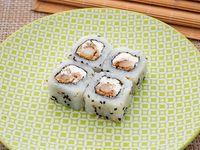 Ebi furai roll (4 piezas)