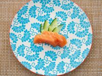 Sashimi clásico