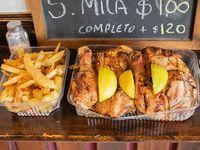 Promo 1 - Pollo con papas fritas