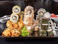 Promo - 60 piezas tempura-panko vip