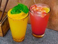Soda Frutal de Piña 16 Oz