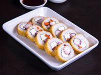 Tako cream roll (10 piezas)