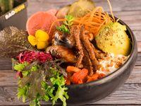 Pollo Ciruela Bao Bowl