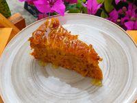 Torta de Zanahoria vegana/saludable