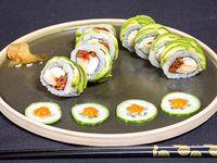 Fujisawa roll (8 piezas)