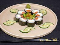 Maki phila roll (8 piezas)