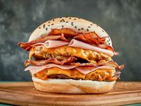 Hamburguesa bacon xtreme 2