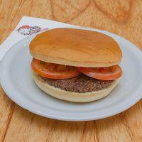 02 - Hamburguesa con tomate