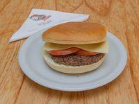 03 - Hamburguesa con queso y tomate