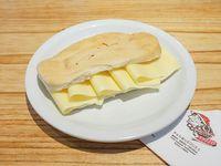 166 - Sándwich de queso