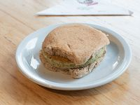 356 - Sándwich de soja solo