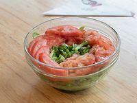 173 - Ensalada de tomate y lechuga