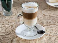 Café cortado doble