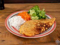 Omelette de 3 gustos a elección