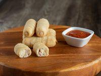 Promo 6 tequeños de Panceta y queso