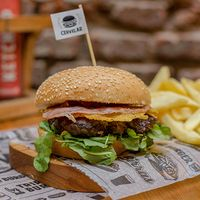 Argenta burger