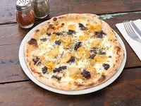 Pizza morcilla