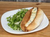Fatayer de queso árabe