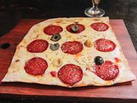 6 - Pizza con pepperoni