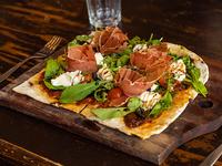 26 - Pizza de burrata