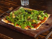 23 - Pizza con tomates caramelizados