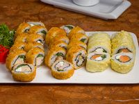 Promo - 30 piezas tempura