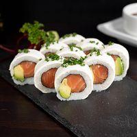 Tokio white roll (9 bocados)