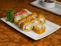 Samurai tempura roll (9 bocados)