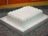 Torta rectangular 3.5 kg