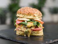 Burger Magnum Grecia