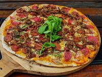Pizza el encanto