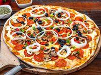 Pizza Los almendros