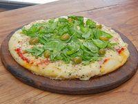 Pizza bosque green