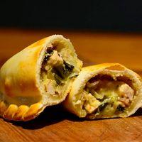 15 - Empanada de pollo y puerros
