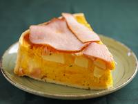 Tarta de calabaza y lomito
