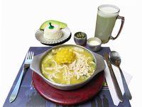 Sopa + Limonada