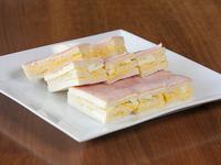 Sándwiches de choclo   (8 unidades)