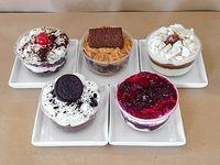 Promo - 4 mini tortas + mini torta de regalo